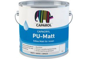 Caparol PU-Matt 2,5l Gebinde