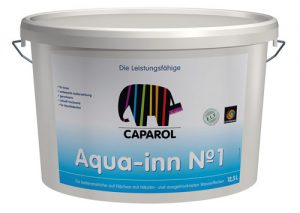 Caparol Aqua-Inn Innenfarbe 12,5l Eimer