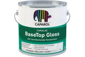 Caparol BaseTop Gloss 2,5l Gebinde