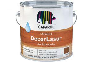 Caparol DecorLasur 2,5l Gebinde