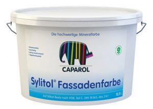 Caparol Sylitol-Fassadenfarbe 12,5 Liter