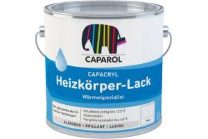 Caparol Heizkörper-Lack 2,5l Gebinde
