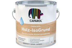 Caparol Holz-IsoGrund 2,5l Gebinde