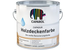 Caparol Holzdeckenfarbe 2,5 Liter