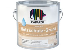 Caparol Holzschutz-Grund 2,5l Gebinde
