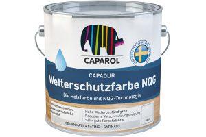 Caparol Wetterschutzfarbe 2,5l Gebinde