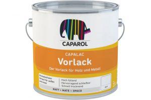 Caparol Vorlack 2,5l Gebinde