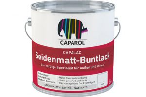 Caparol Seidenmatt-Buntlack 2,5l Gebinde